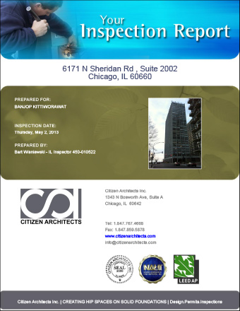 Sample Highrise Condo Inspection